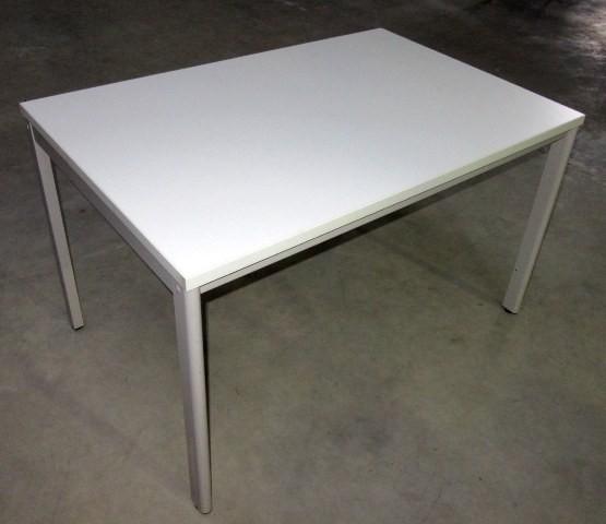 Beistelltisch 120 x 80 cm, grau