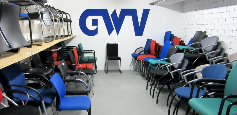Bürostühle gebraucht | GWV Büromöbel gebraucht - sofort lieferbar