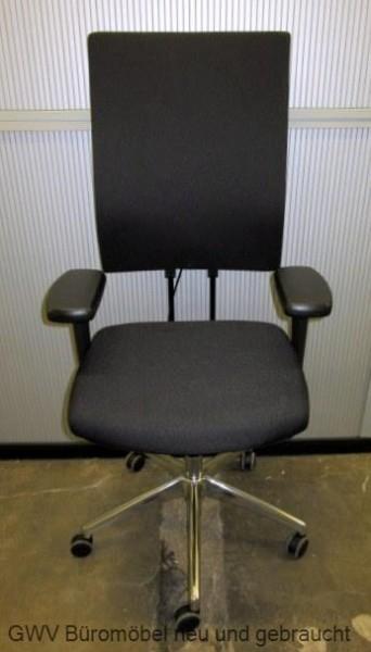 Bürodrehstuhl extra hohe und tiefe Sitzfläche