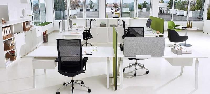 Call-Center | GWV Büromöbel gebraucht - sofort lieferbar