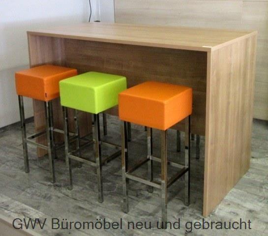 BW - Steh- Besprechungstisch - Meeting L 160 cm