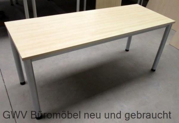 Werndl - Beistelltisch 160 x 60 cm, ahorn