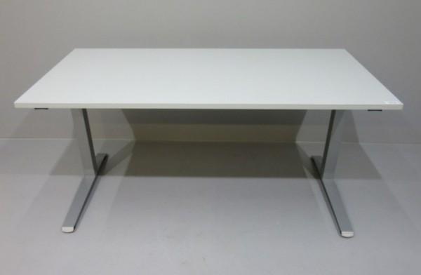 FM - Schreibtisch 160 x 80 cm, grau