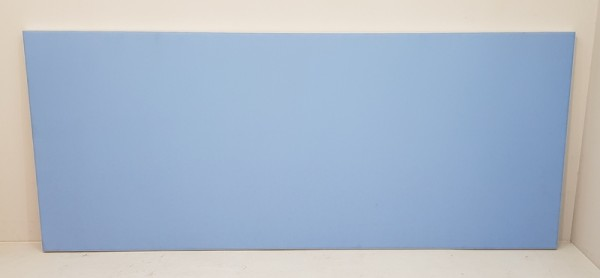 Divers - Akustikwand / Schallabsorber 300 cm blau