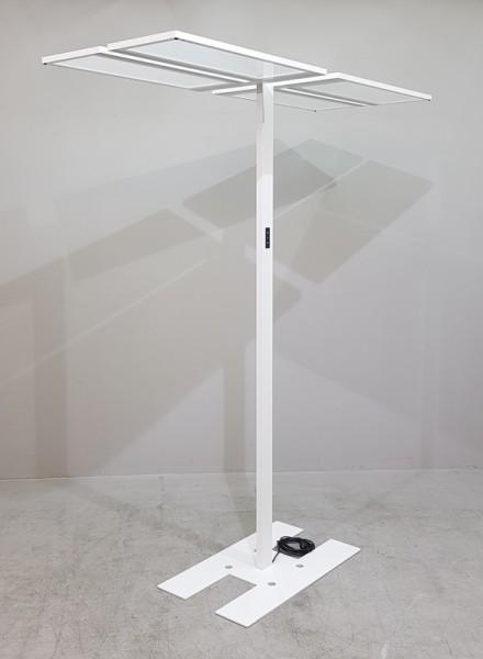Regent - Lightpad LED Stehlampe, weiß