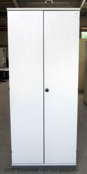 Werndl - Aktenschrank 5 OH, B 80 cm grau