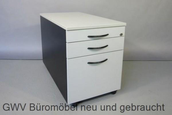 Rollcontainer Schwarz container rollcontainer schwarz grau haengeregisterauszug