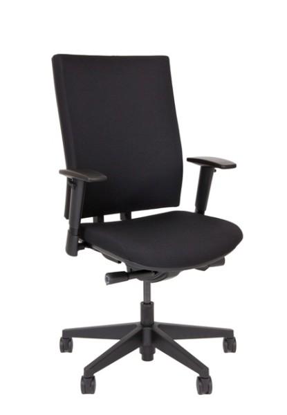 Bürodrehstuhl - Dublin, schwarz