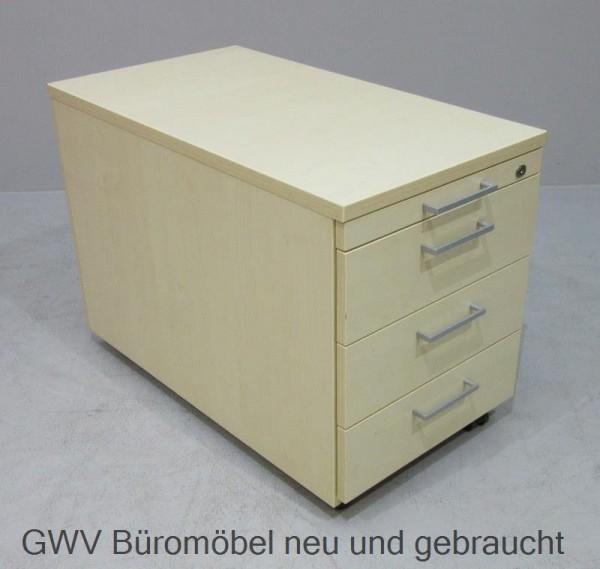 K & N - Rollcontainer T 80 cm, ahorn/ahorn  SE