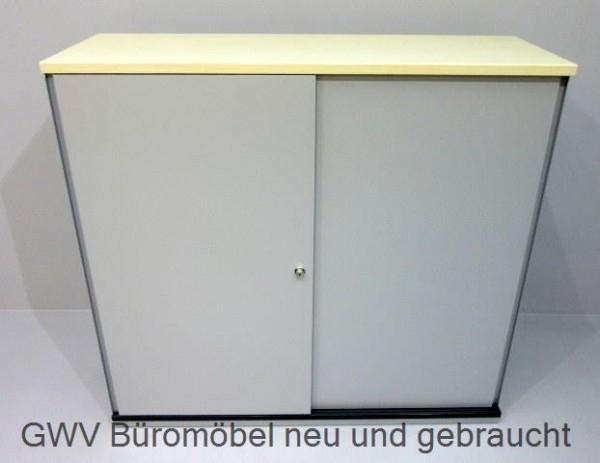 K & N - Schiebetürenschrank 3 OH, B 120 cm