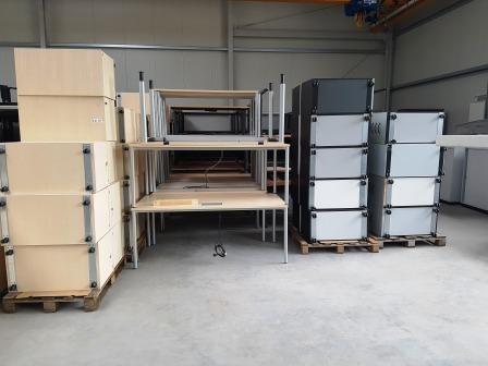 GWV Büromöbel gebraucht - sofort lieferbar