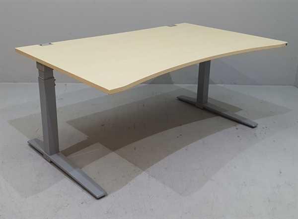 K & N - Schreibtisch 160 cm, ahorn Cockpit