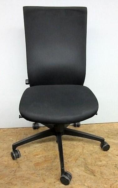 Dauphin magic - Bürodrehstuhl ohne AL, schwarz