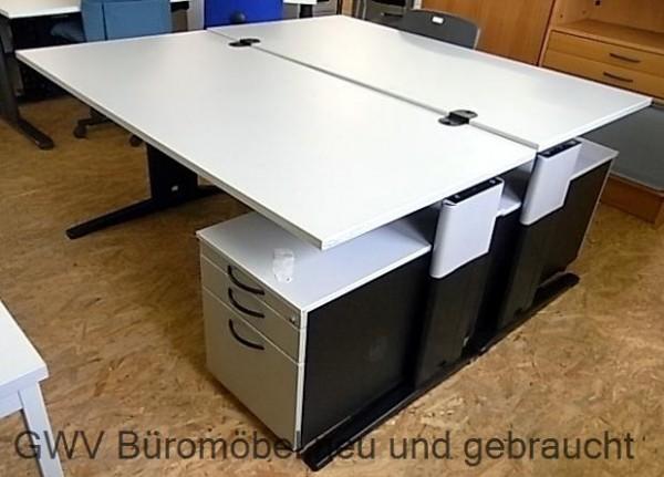 RTR - Schreibtisch 160 cm, sahara