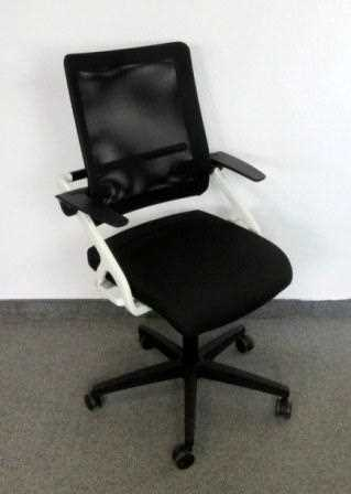 Bürodrehstuhl - New S´Move, schwarz