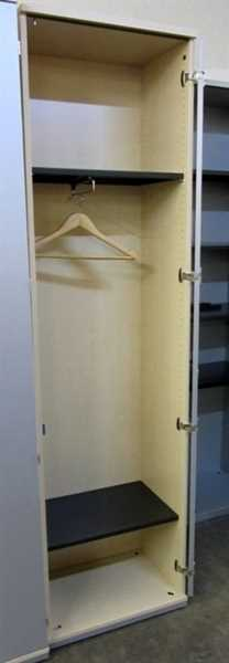 K & N - Aktenschrank 6 OH, B 60 cm ahorn