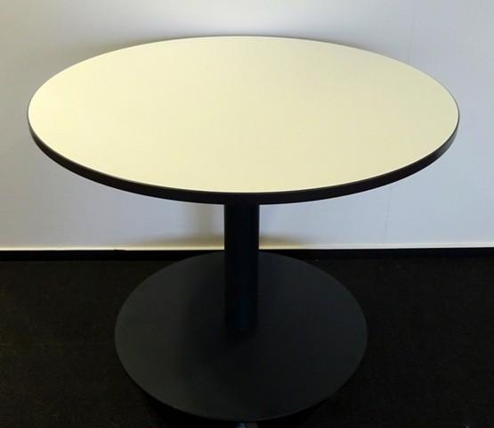 Palmberg - Besprechungstisch D 100 cm, weiß