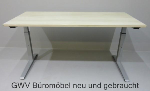 fm - Schreibtisch 160 x 80 cm, akazie hell