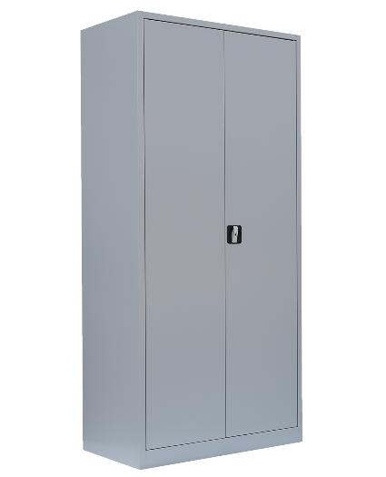Stahl- Akten- Schrank 5 OH, B 92 x T 50 cm