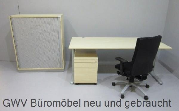SET 4-teilig- Tisch 180 cm + Cont + SB-3OH + Stuhl