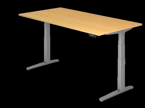 Steh- Sitz- Schreibtisch 200 x 100 cm