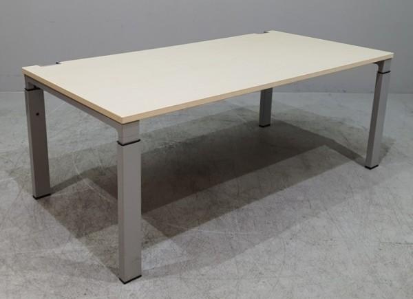 Bene - Schreibtisch 160 cm, ahorn