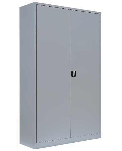 Stahl- Akten- Schrank 5 OH, B 120 x T 60 cm