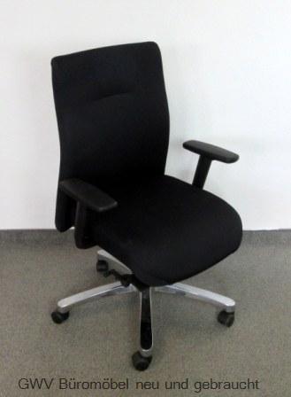 Bürodrehstuhl - Big Star 10, schwarz