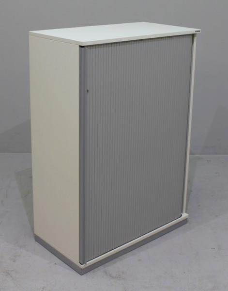 K & N - Rollcontainer T 80 cm, weiß HR