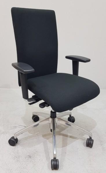 Febrü - Bürodrehstuhl, schwarz