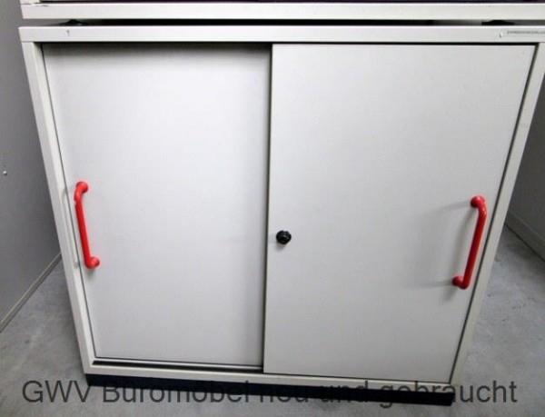 Werndl - Schiebetürenschrank 2 OH, B 80 cm