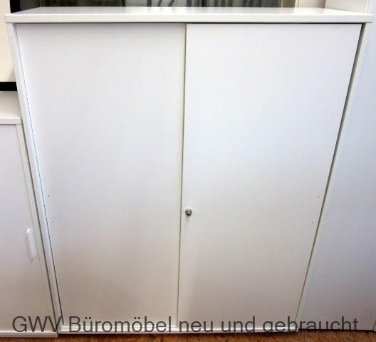 Febrü - Sideboard 4 OH, B 120 cm weiß | Febrü - Sonderposten | GWV ...