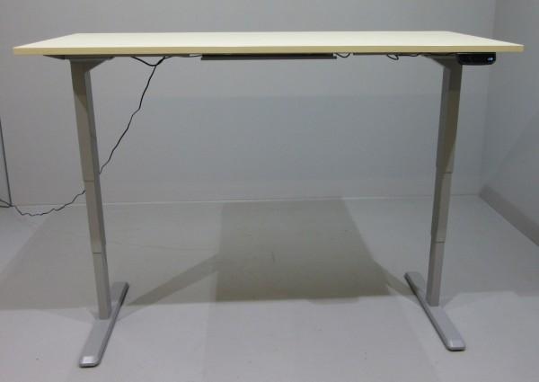 Steh- Sitz- Tisch B 200 cm Flex