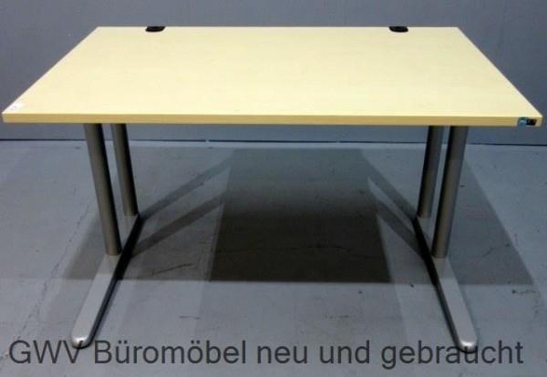 K & N - Schreibtisch 120 cm, buche