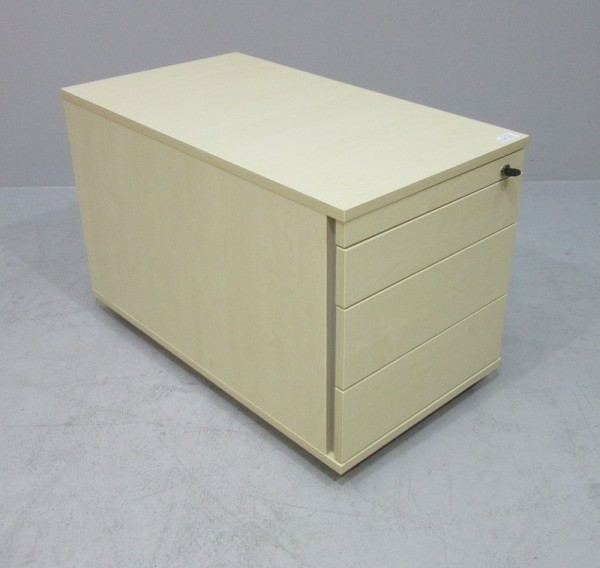 K & N - Rollcontainer T 80 cm, ahorn