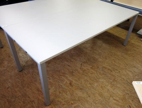 K & N - Besprechungstisch 200 x 80 cm, grau