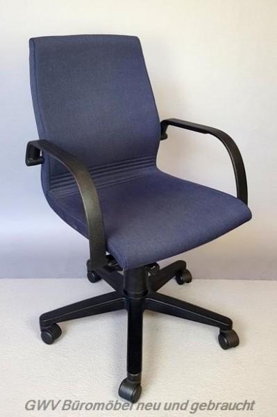 Sedus - Bürodrehstuhl dunkelblau