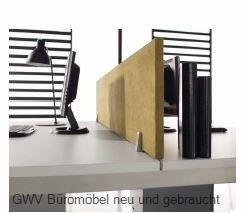 Sichtblende / Tischaufsatzelement B 180 cm