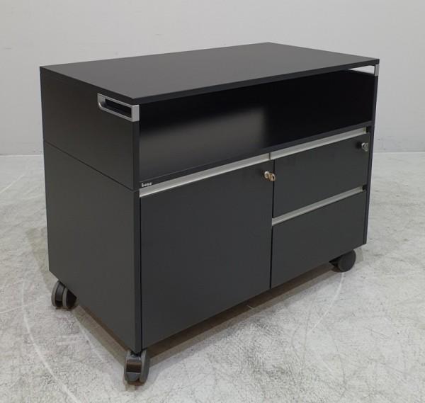 Bene -Technikcontainer T 47 cm, schwarz