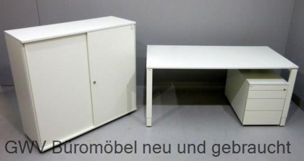 Schreibtisch Guenstig Kaufen Online Mit Container Gwv Büromöbel
