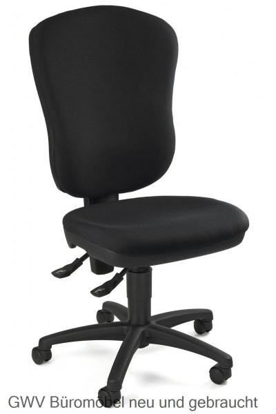 Express 030 - Bürodrehstuhl schwarz