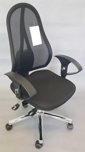 Bürodrehstuhl - Open Point, schwarz