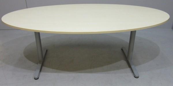 K & N - Besprechungstisch B 210 cm, ahorn