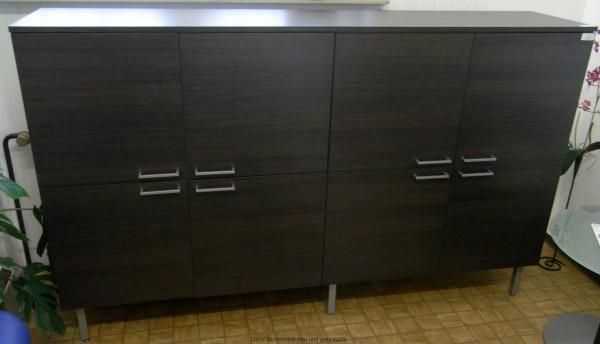 Dado-Sideboard, 8-türig, L 200 cm