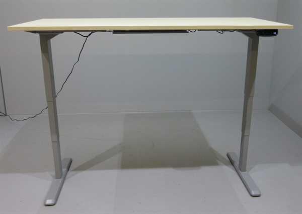 Steh- Sitz-Tisch B 120 cm Flex