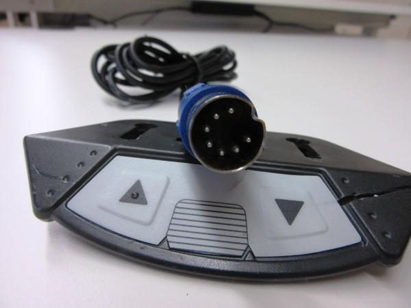 Handschalter TMU 10, 7-Polig
