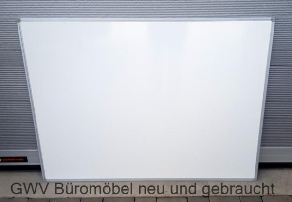 whiteboard wandmontage wei abwischbar 120 x 90 cm gwv. Black Bedroom Furniture Sets. Home Design Ideas