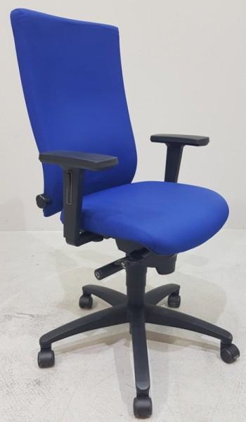Dauphin magic - Bürodrehstuhl blau