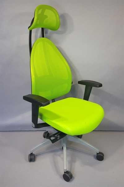 Bürodrehstuhl - Open Art Deluxe, grün
