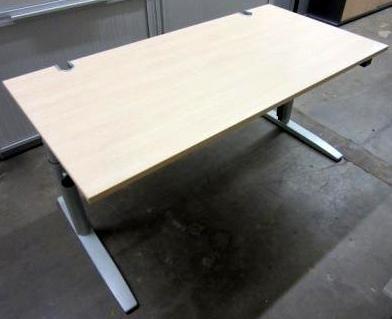 CEKA - Schreibtisch 160 cm, ahorn